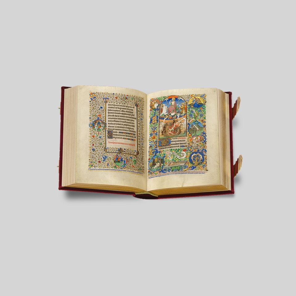 Bedford-Stundenbuch