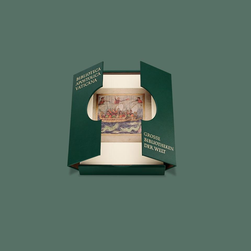 Treasures from the Biblioteca Apostolica Vaticana – Litterae
