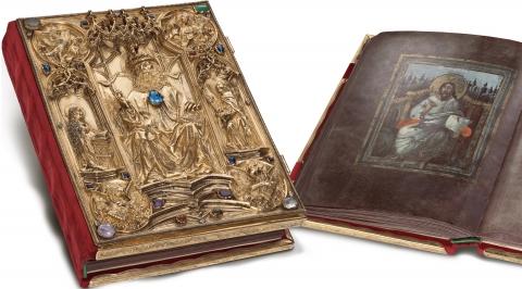 The Coronation Gospels